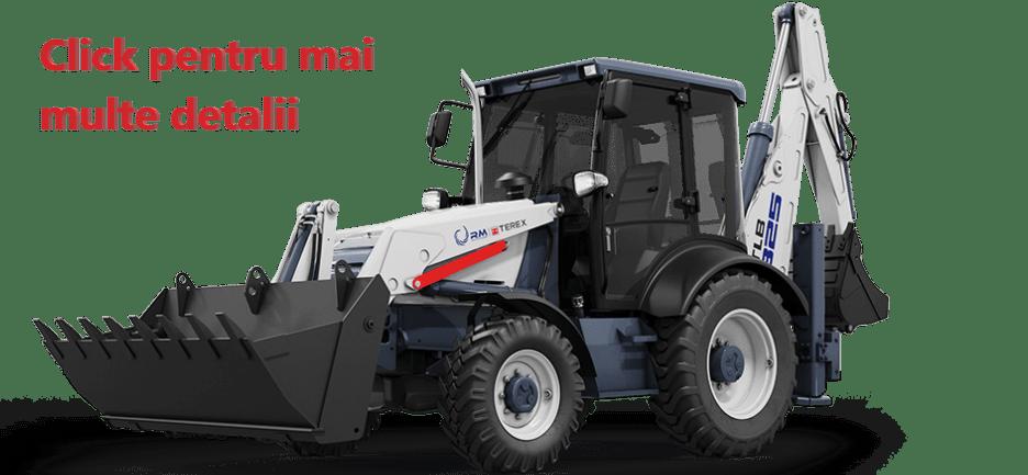 Inchirere buldoexcavator